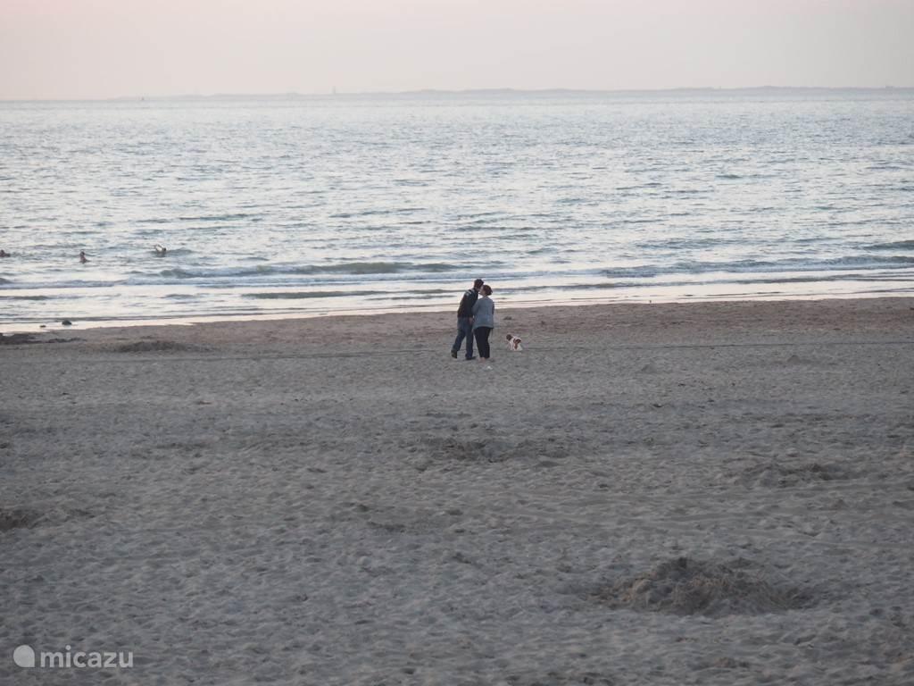 Zee en strand... romantisch