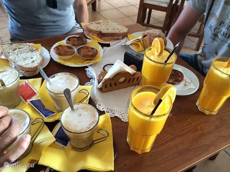 Ontbijt in Alte