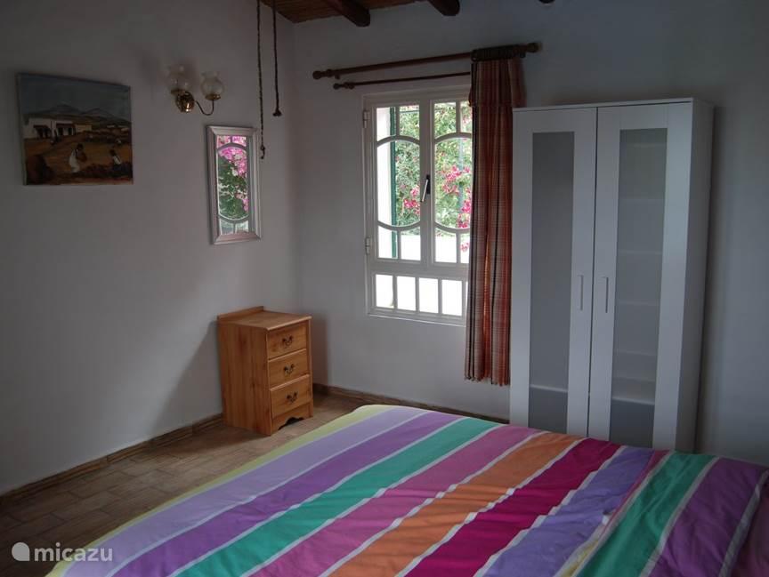 Slaapkamer Casa Amarela