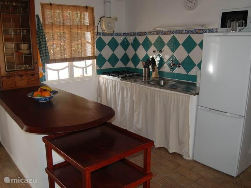 Keuken Casa Amarela