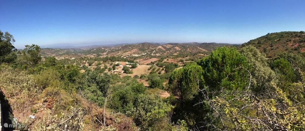 Uitzichten in de omgeving
