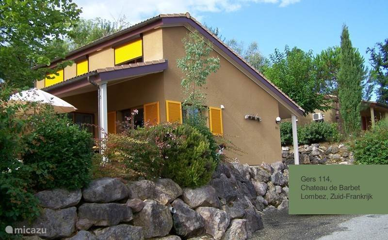 Vacation rental France, Gers, Lombez - villa Gers114