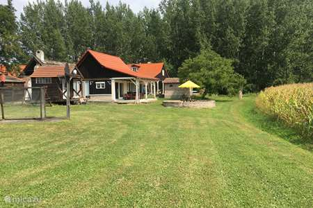 Vacation rental Slovakia – holiday house Maly Maly, picturesque cottage