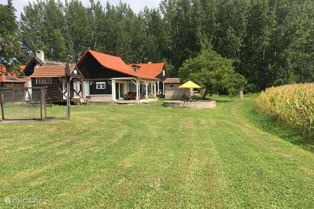 Vakantiehuis Slowakije – vakantiehuis Maly Villa, riante vakantiewoning