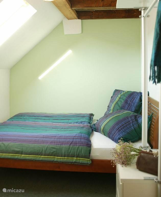 Vierde slaapkamer