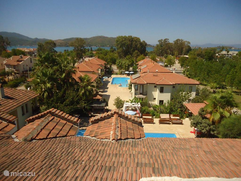 Vacation rental Turkey – apartment Nice app between city and see