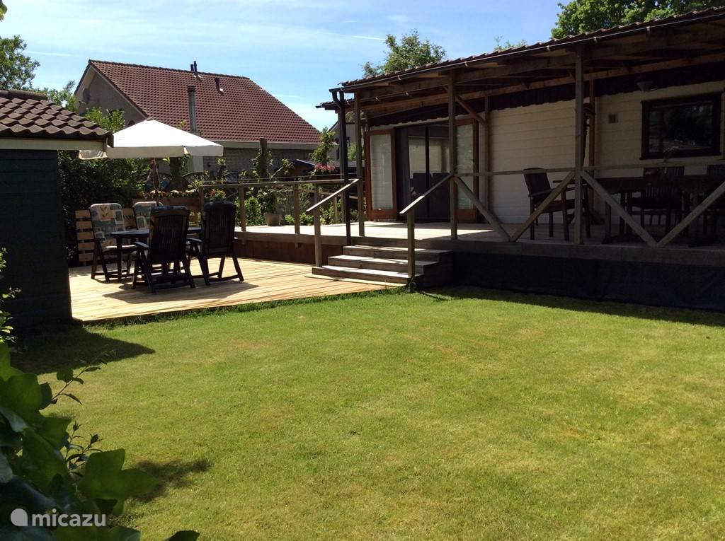 Vakantiehuis Nederland, Zeeland, Stavenisse - chalet Chalet aan Oosterschelde in Zeeland