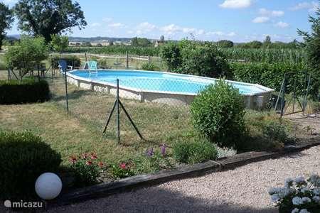 Vacation rental France, Allier, Chezelle holiday house Rien sans Peine