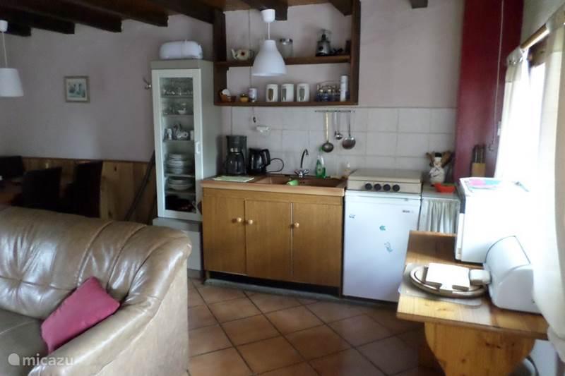 Vakantiehuis Frankrijk, Allier, Chezelle Vakantiehuis Rien sans Peine