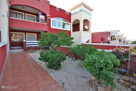 Vakantiehuis Spanje, Costa Blanca, Orihuela Costa appartement 2-Slpkmr Appartement Zonnige Tuin
