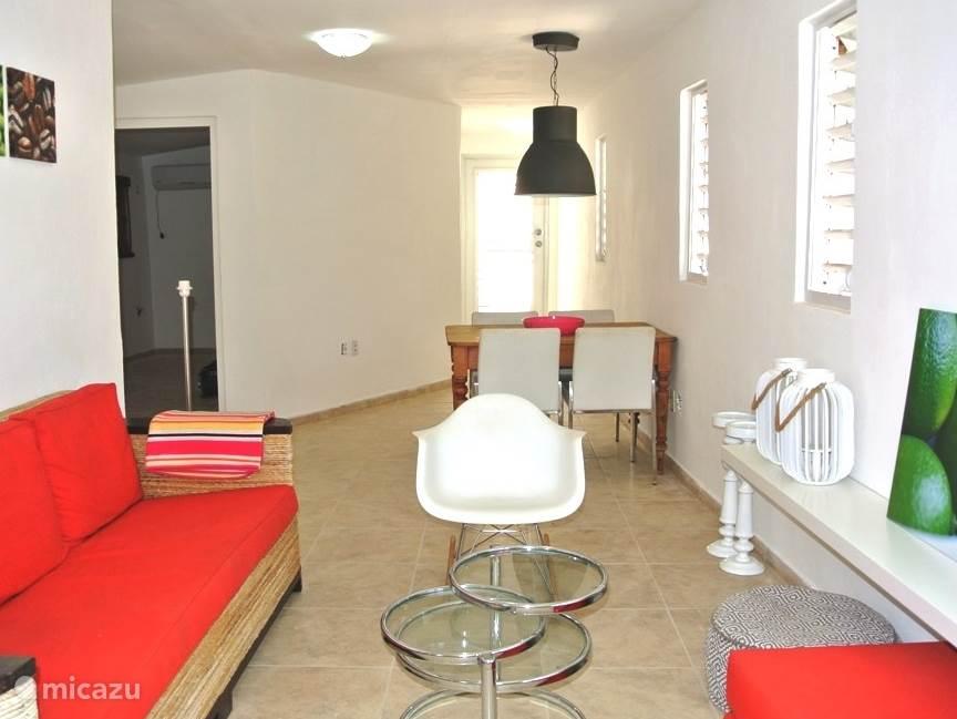 Duiken / snorkelen, Curacao, Banda Ariba (oost), Montagne Abou, vakantiehuis  Felis Bichi Apartments