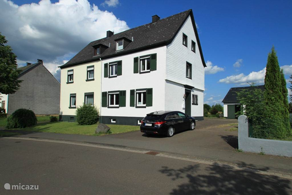 Vacation rental Germany, Eifel, Manderscheid holiday house Holiday Home Pehlen - Manderscheid