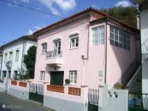 Vakantiehuis Portugal, Beira, Benfeita vakantiehuis Casa Rosa