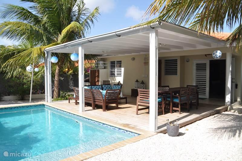 Vacation rental Curaçao, Banda Ariba (East), Jan Thiel Villa Kas di mi sono