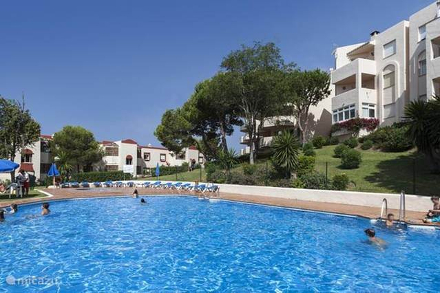 Vacation rental Spain, Costa del Sol, Mijas-Costa apartment Zeus