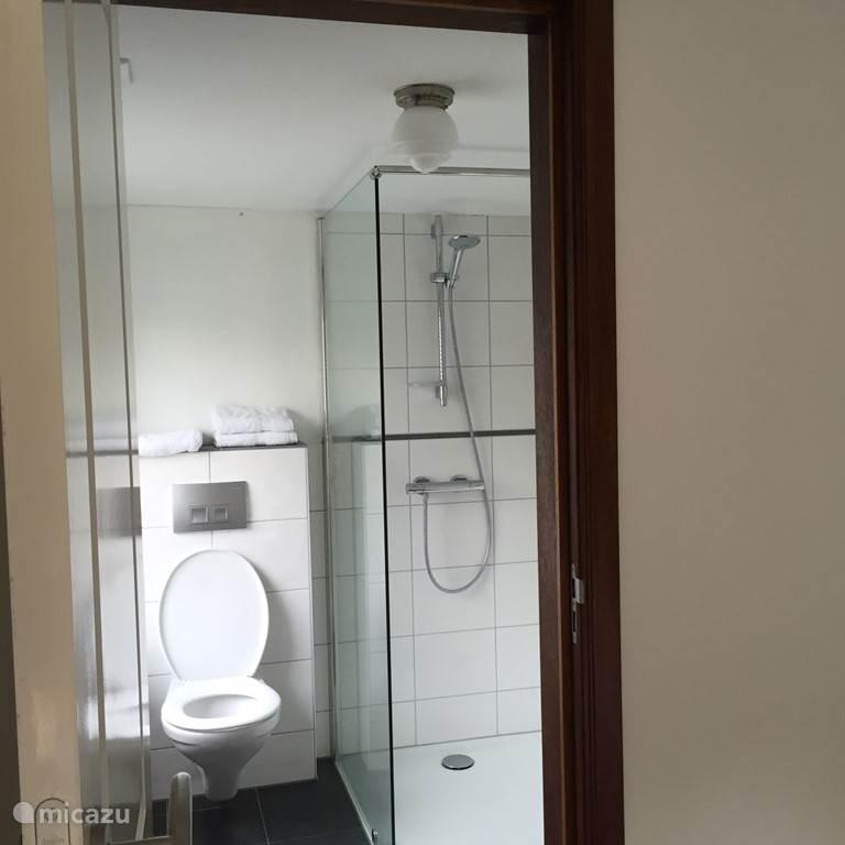 De badkamer van de Magnolia
