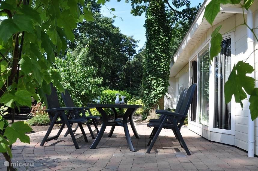 Vakantiehuis Nederland, Gelderland, Ede chalet Bospark Ede (Chalet Plus Nr. 31)
