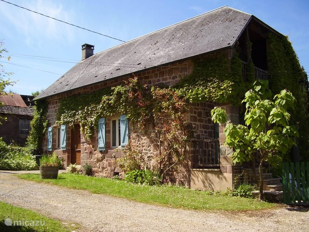 Vakantiehuis Frankrijk, Limousin, Perpezac-le-Blanc Gîte / Cottage Gîte La Grande