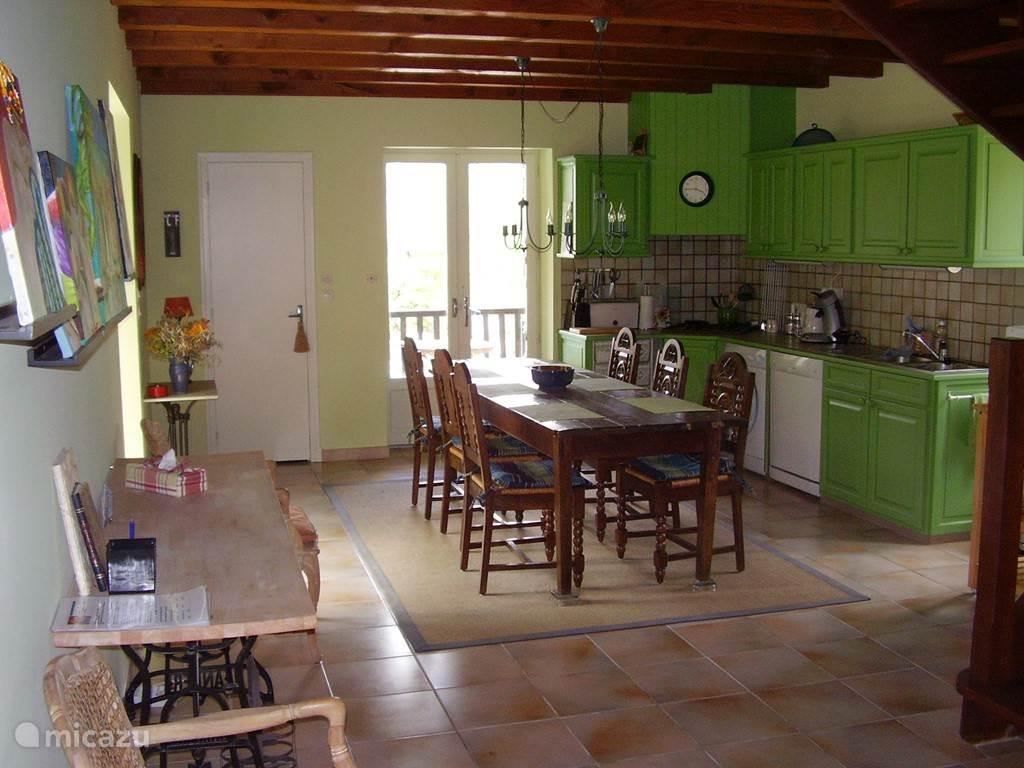 Vakantiehuis Frankrijk, Corrèze, Perpezac-le-Blanc Gîte / Cottage Gîte La Grande