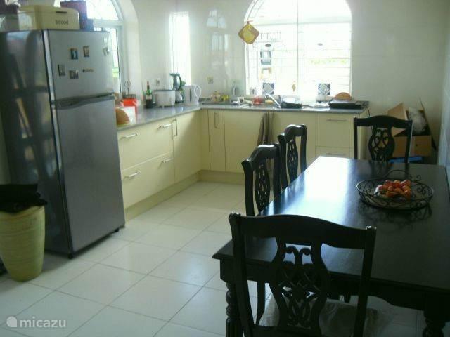 keuken woning 1 (kleine woning rechts)