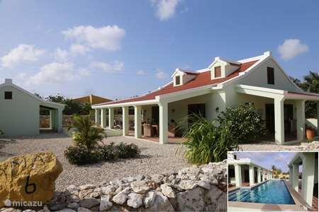Vakantiehuis Bonaire – villa Cas Bon Majeti