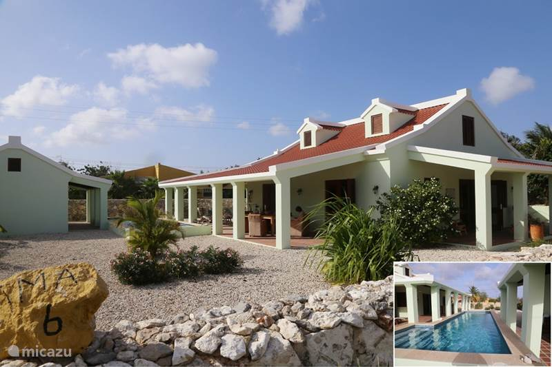 Ferienwohnung Bonaire, Bonaire, Belnem Villa Cas Bon Majeti