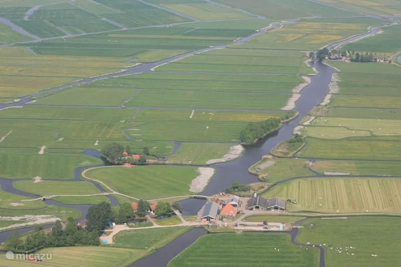 Vakantiehuis Nederland, Noord-Holland, Schermerhorn Vakantiehuis Landelijk Genieten
