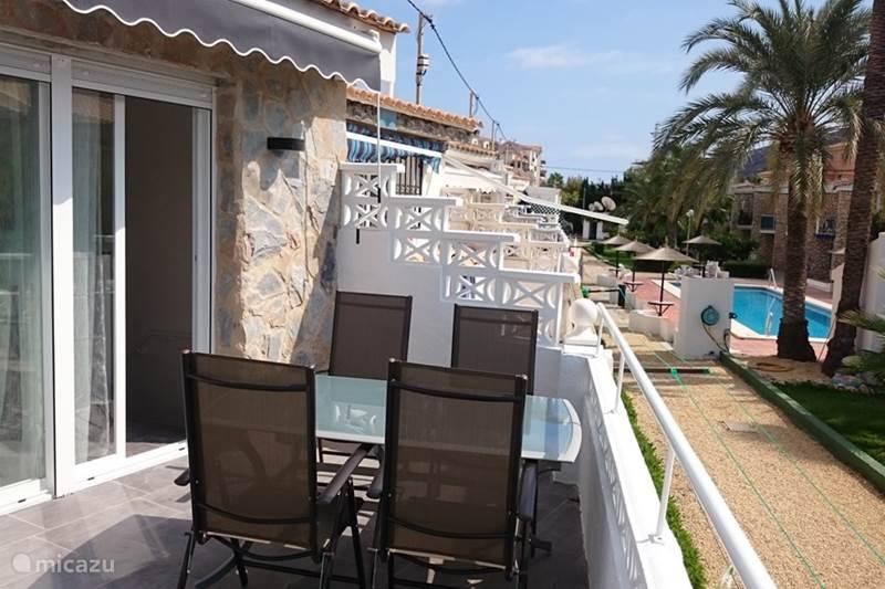 Vakantiehuis Spanje, Costa Blanca, Albir Vakantiehuis Huis Playa Sol Albir