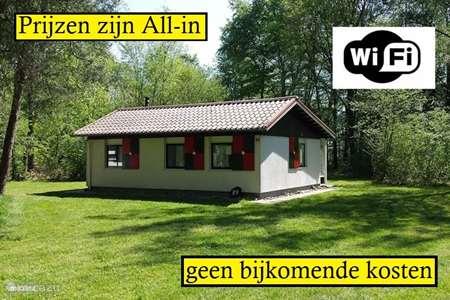 Vakantiehuis Nederland, Drenthe, Exloo bungalow Bungalow 89