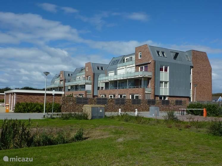 Vakantiehuis Nederland, Noord-Holland – appartement Duinerei 2