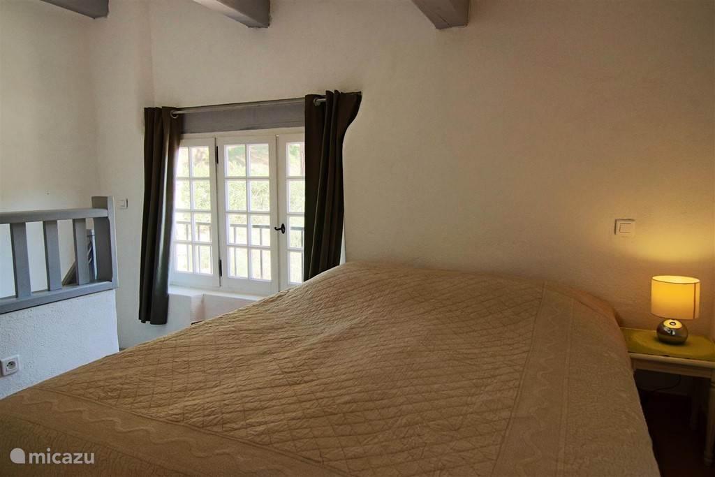 Slaapkamer op 1e etage