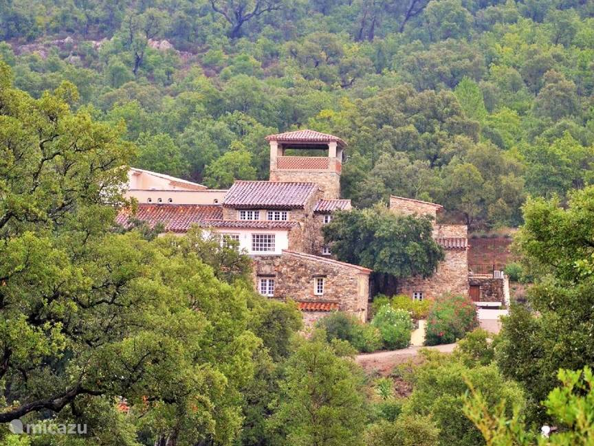 Overzicht foto van het hameau