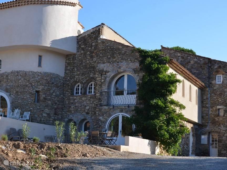 Overview Hameau des Claudins