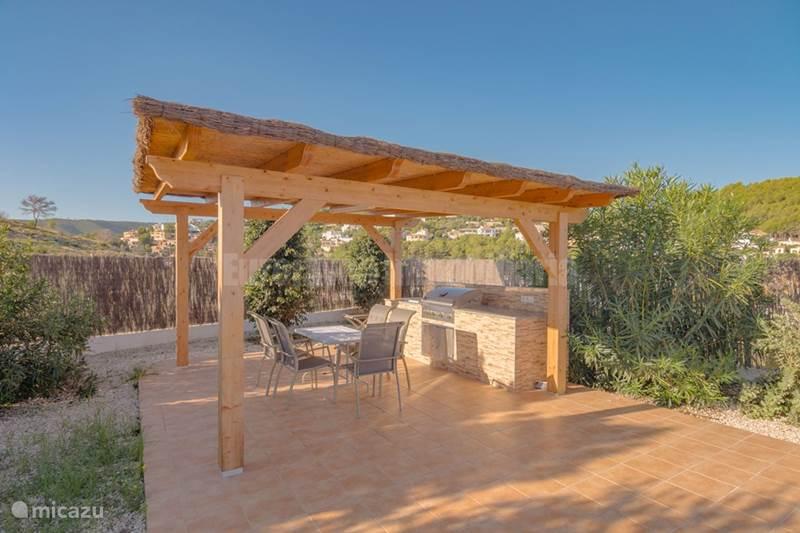 Vakantiehuis Spanje, Costa Blanca, Javea Villa Papillon