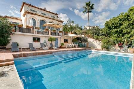 Vakantiehuis Spanje, Costa del Sol, Estepona villa Villa Passiflora