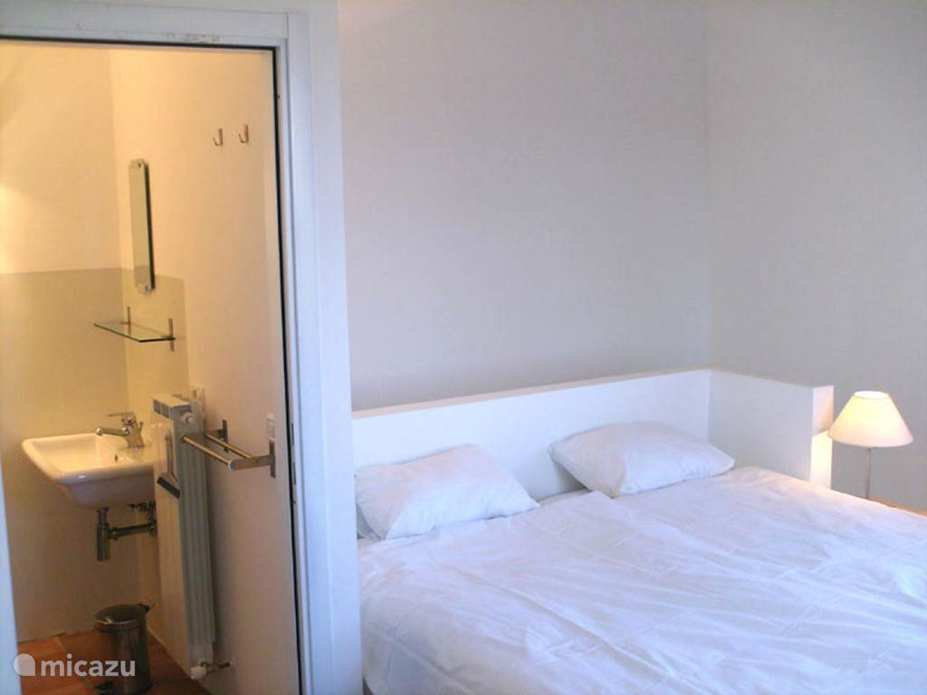 Slaapkamer 2- kamerappartement