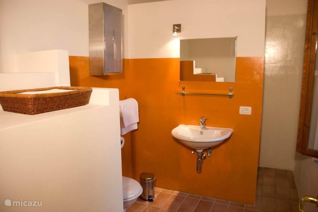 Standaard badkamer