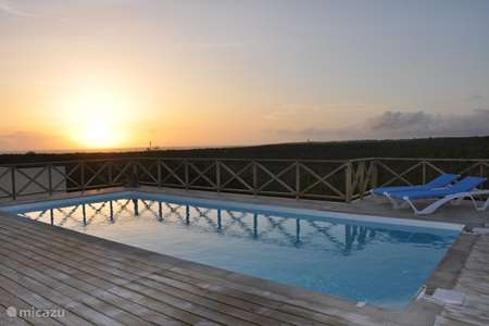 Vakantiehuis Curaçao, Banda Abou (west), Grote Berg villa Villa Bista Kunuku