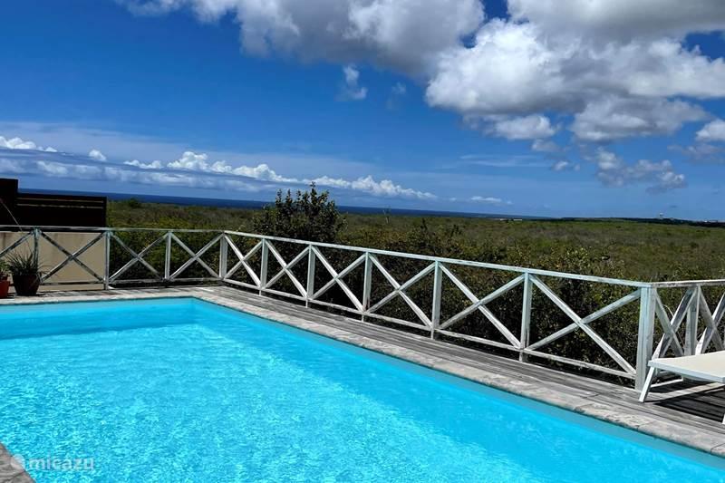 Ferienwohnung Curaçao, Banda Abou (West), Grote Berg Villa Villa Bista Kunuku Curacao