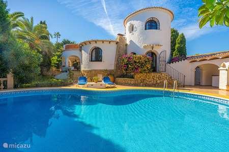 Vakantiehuis Spanje, Costa Blanca, Javea villa Balcon al Mar