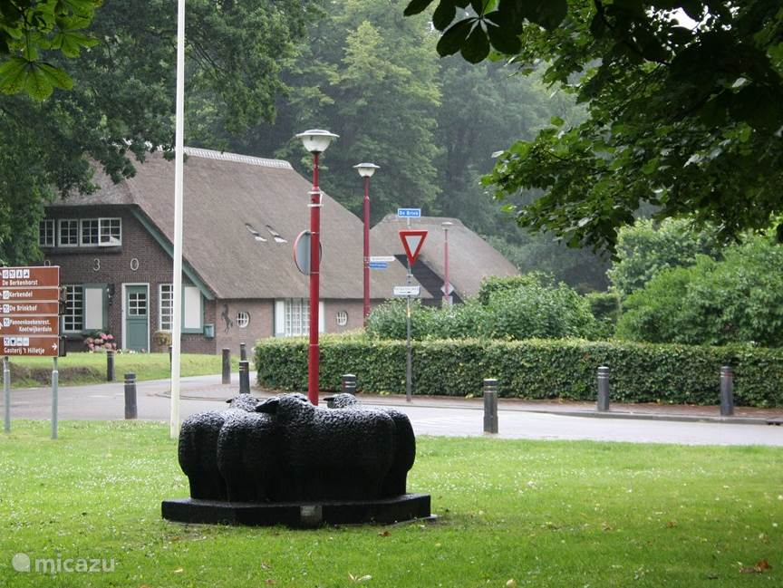 Dorp Kootwijk.