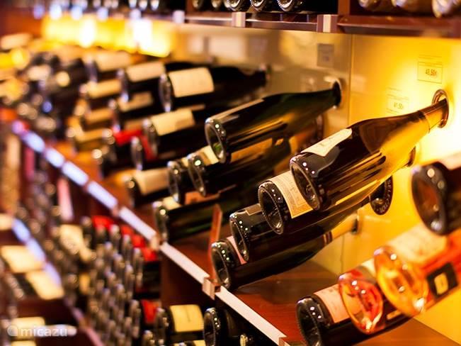 ..... en natuurlijk de heerlijke Franse wijnen uit de streek