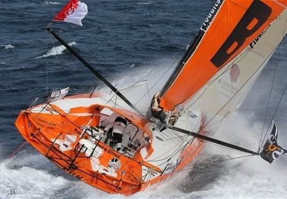 Vendee Globe weer in 2016!
