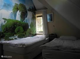 Slaapkamer bungalow 56