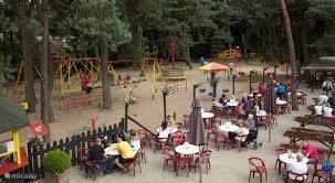 op 1 min lopen gratis speeltuin en kinderboerderij