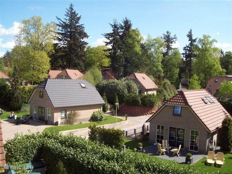 Vakantiehuis Nederland, Gelderland, Lunteren bungalow  Weekend de Veluwe