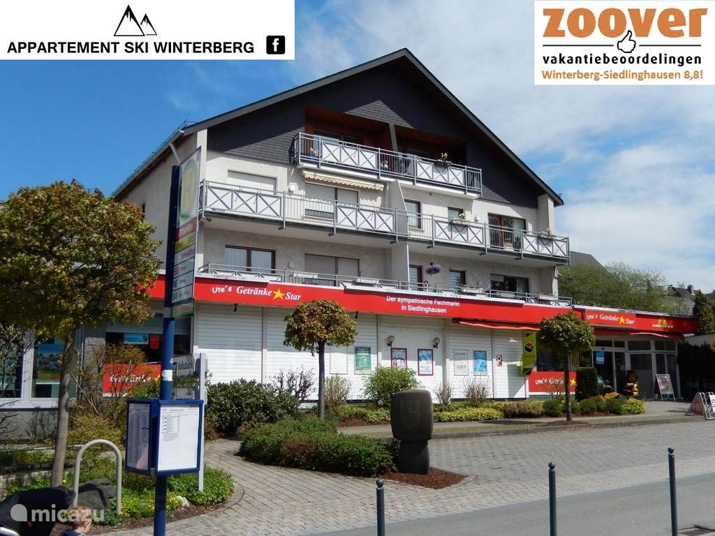 Vacation rental Germany, Sauerland, Siedlinghausen - Winterberg apartment Apartment Ski Winterberg