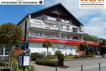 Vakantiehuis Duitsland, Sauerland, Winterberg – appartement Appartement Ski Winterberg