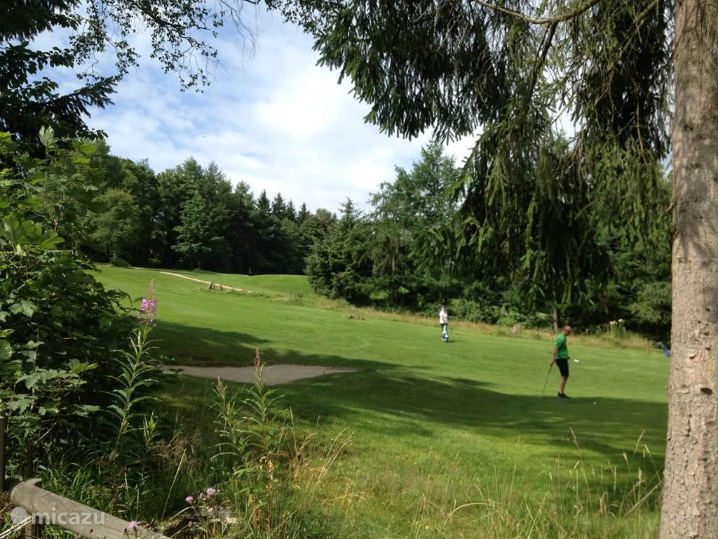 Golf op 6km