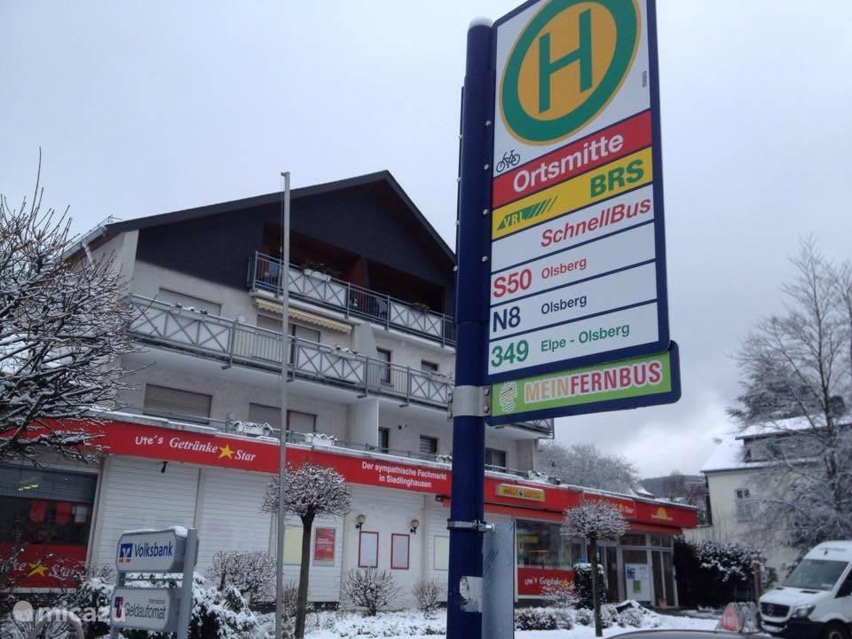 Vakantiehuis Duitsland, Sauerland, Winterberg Appartement Appartement Ski Winterberg